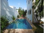 Belle Villa 800 m² à louer, Ain Diab, Casablanca