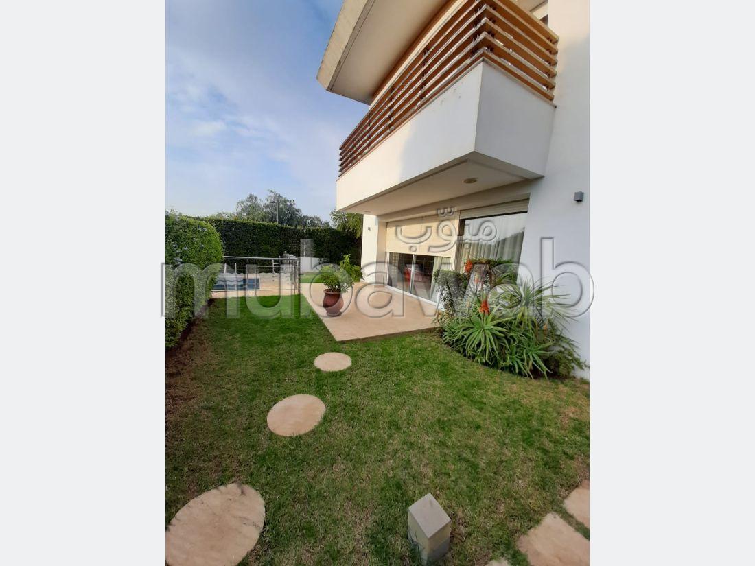 Villa cgi jumelee 4 chambre louee vide ou meuble