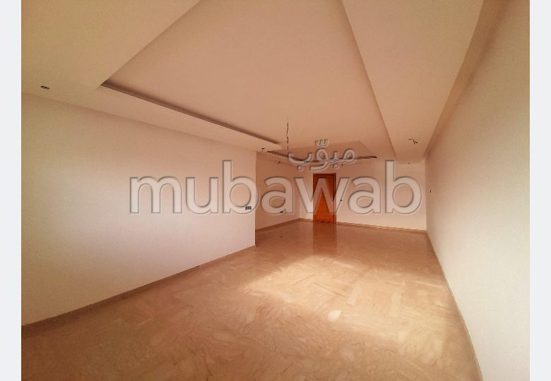 Apartment for rent. Area of 122 m². Satellite dish system and secured residence.