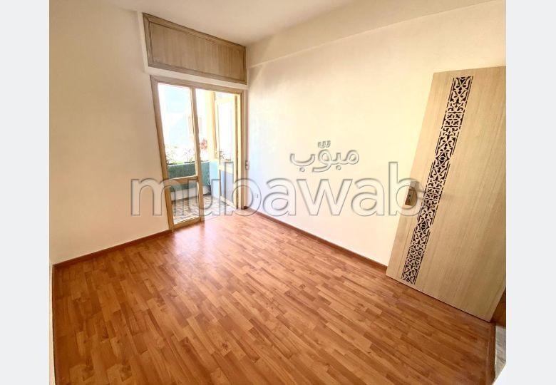Bel appartement completement renové au haut d'agad