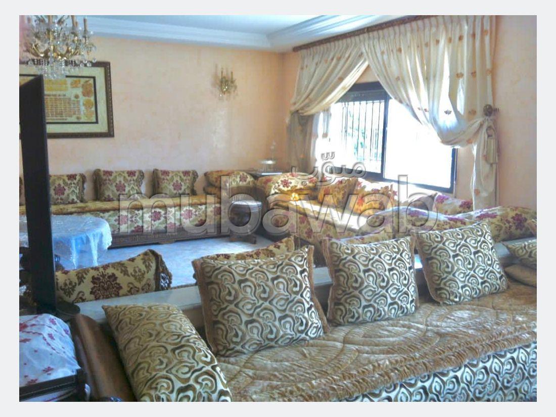 Vente d'un bel appartement à Fès (205 m2)