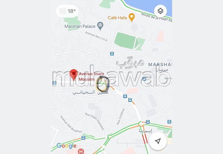 Oficinas y locales comerciales en alquiler. Superficie 160 m².