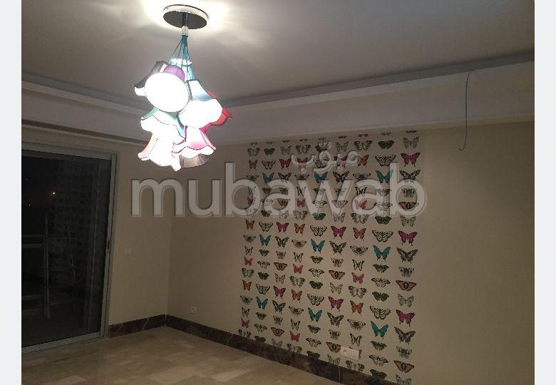 Appartement 125M² a louer sur Mohamadia