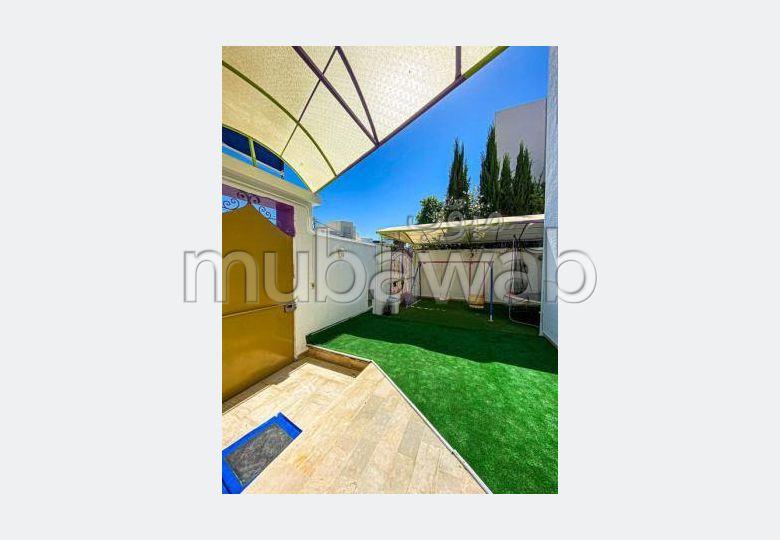 Fond de commerce: Villa de 220m² Cité el Khalil