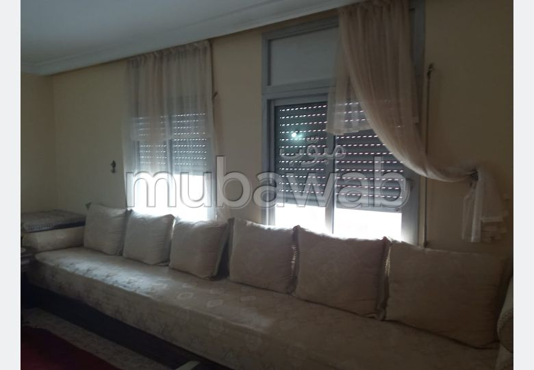 Sale of a lovely apartment. Large area 96.0 m².