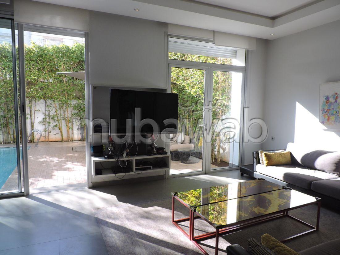 Villa a vendre sidi maarouf