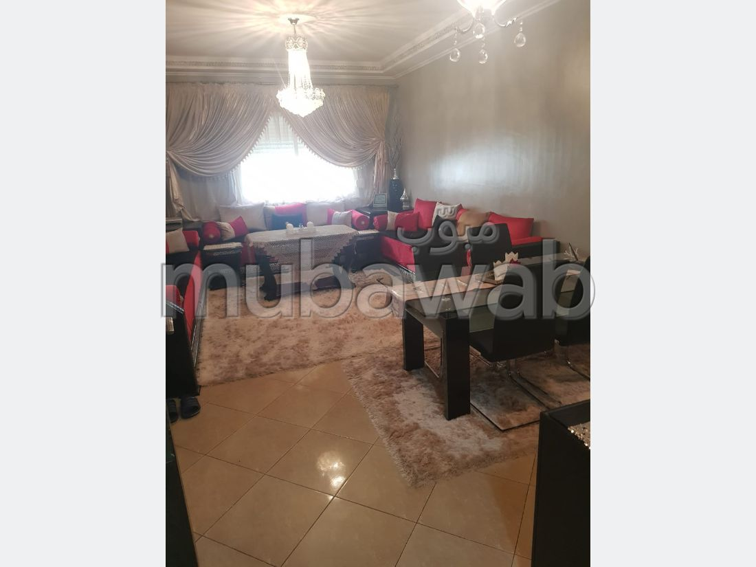 Fabulous apartment for sale. Surface area 98 m². Secured 24/7.