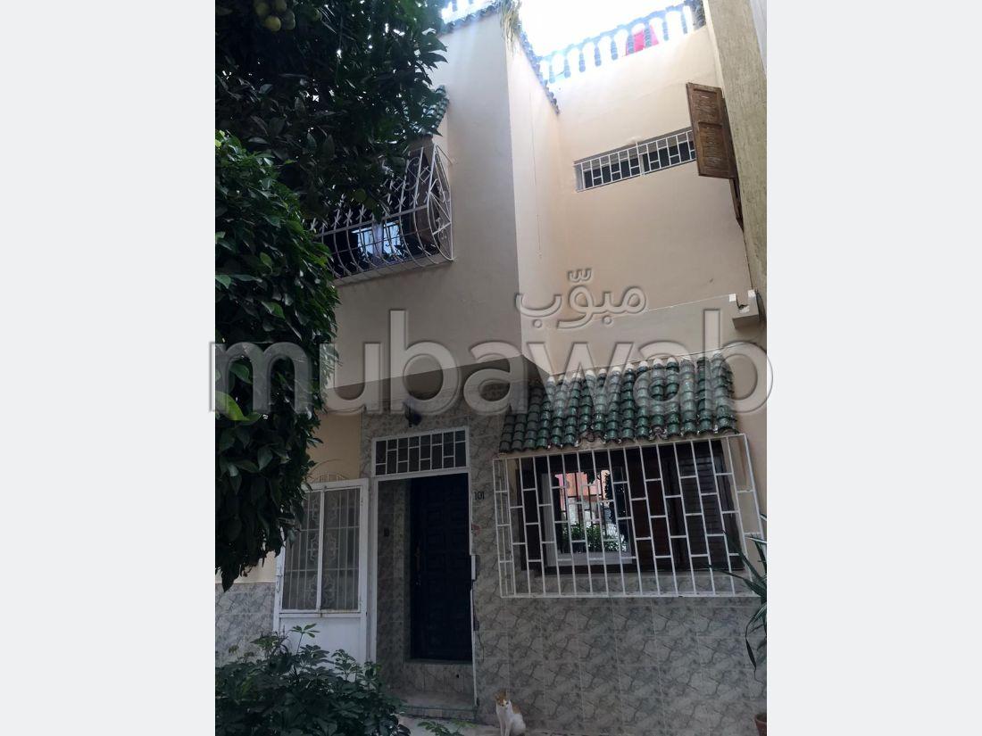 Grande maison familiale a Mohammedia a vendre