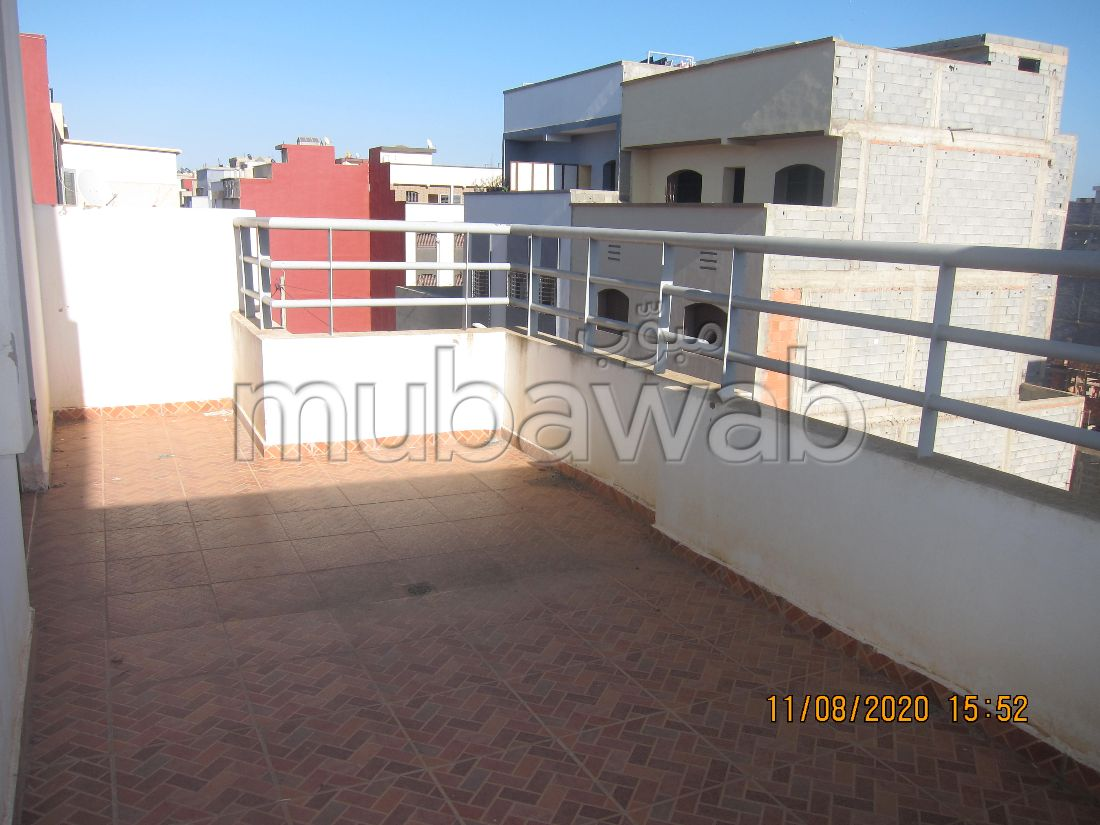 Apartment to purchase. 2 rooms. Cellar, Large terrace.
