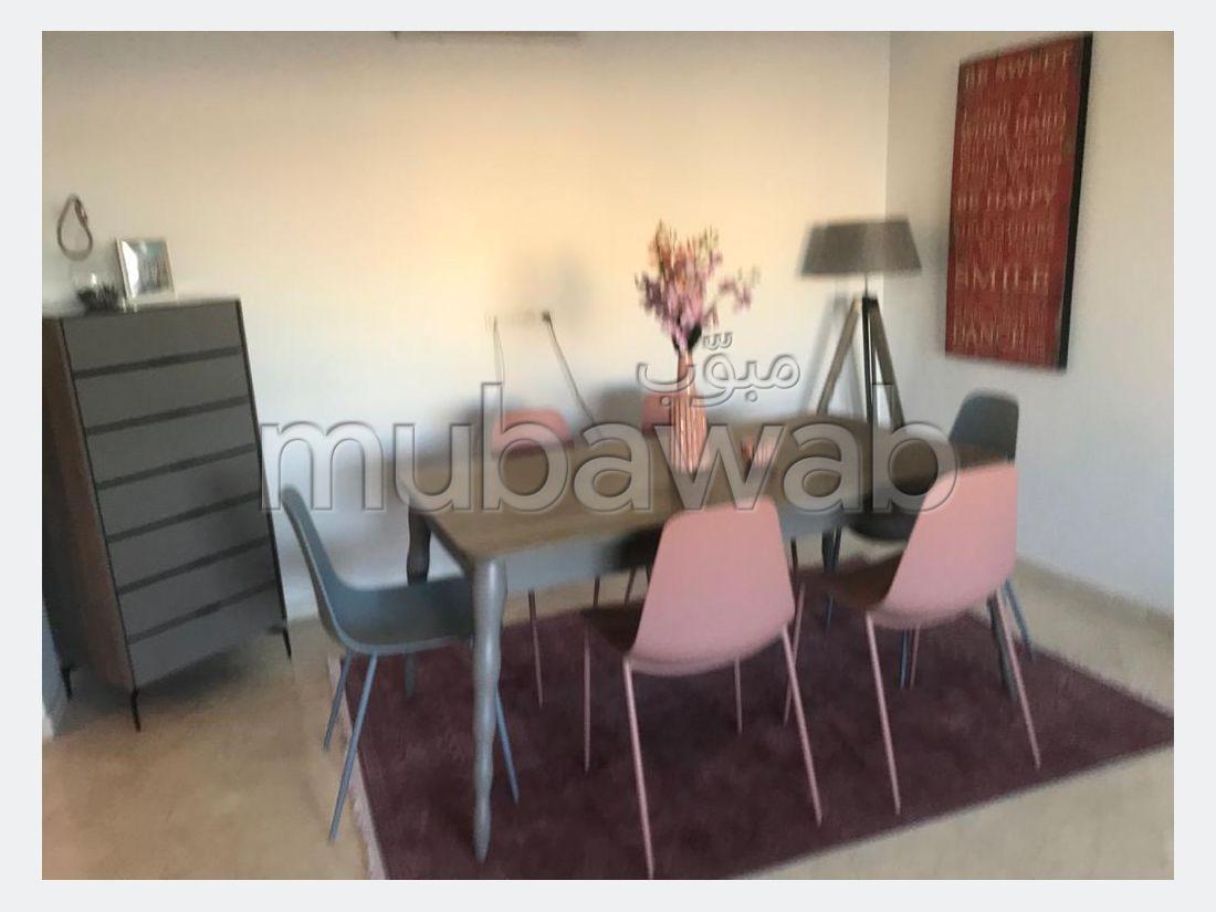 Rent this apartment. 2 living areas. Cellar.