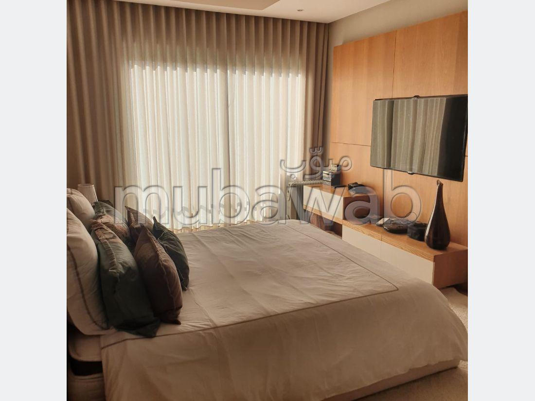 Très bel appartement F4 Prestigia meublé Rabat 17K