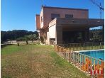 UNIQUE Villa 'marrakchi modernisée' avec un énorme jardin de plus de 2000m2