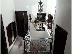 Very nice house for sale. Area 66.0 m². Traditional Moroccan living room, Secured neighbourhood.
