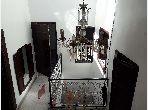 بيع منزل ممتاز بمراكش. 3 غرف جميلة. صالون مغربي نموذجي ، إقامة آمنة.