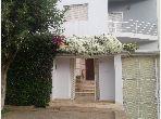 Villa 285m², Cuisine équipée, jardin, Ain diab Anf