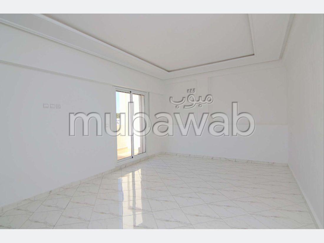 شقة رائعة للبيع بطنجة. المساحة الكلية 91 م².