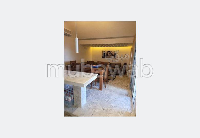 Location un joli duplexe meublée à Sidi Bousaid