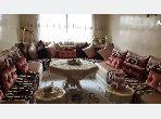 شقة جميلة للبيع بالدارالبيضاء. المساحة الإجمالية 103.0 م². المرآب والشرفة.