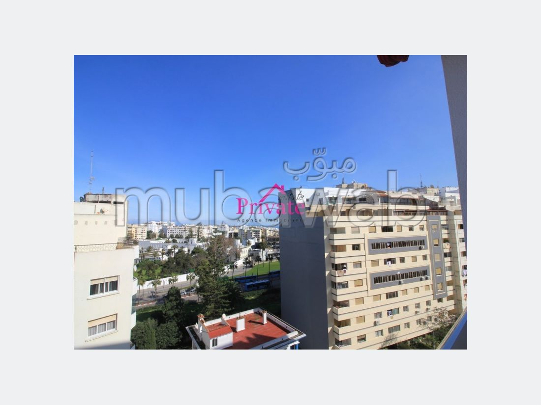 Vente Appartement 113 m² QUARTIER IBERIA, Tanger