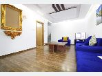 Duplex S+2 meublé de 150 m²