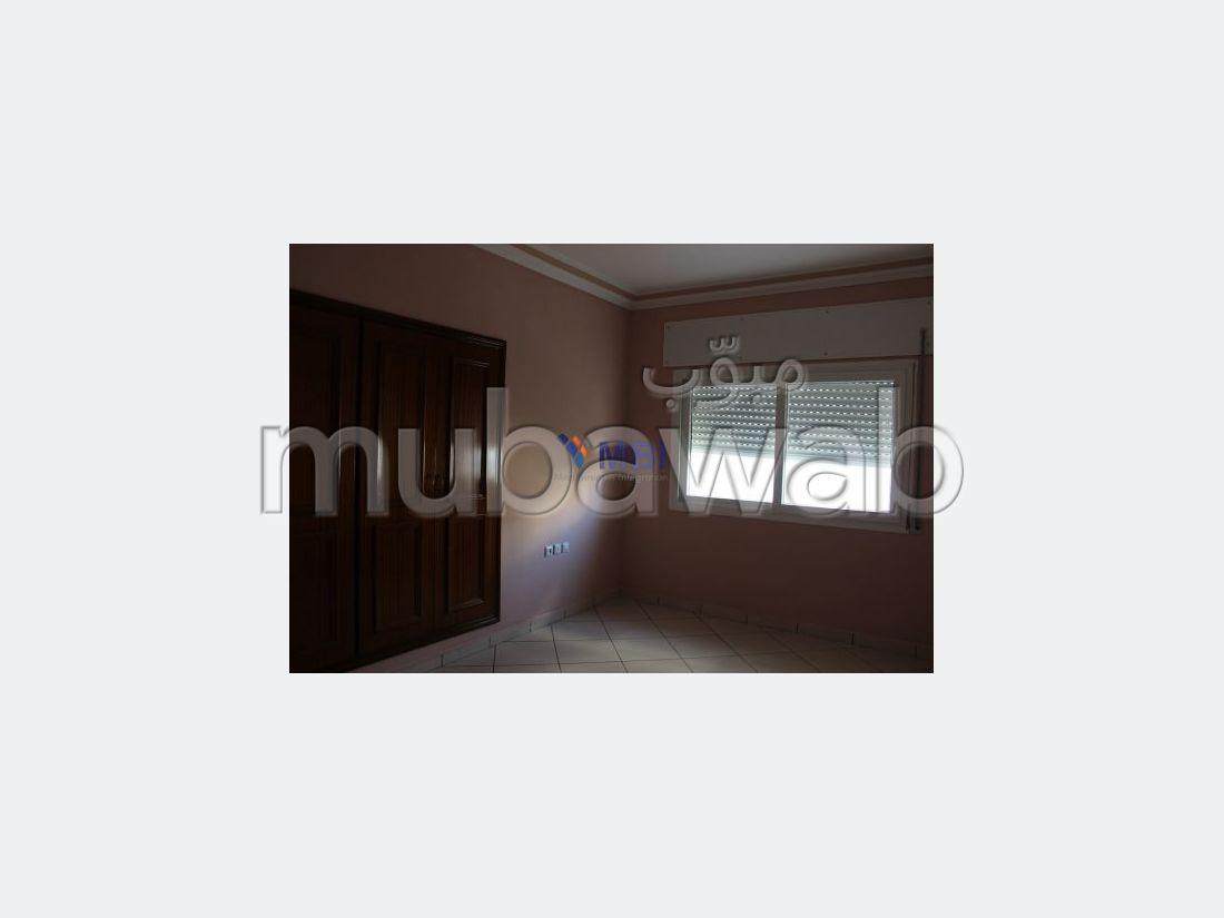 Appartement vide à louer