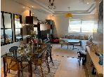 شقة رائعة للبيع بالدارالبيضاء. المساحة الإجمالية 131.0 م². باب متين،إقامة مؤمنة.