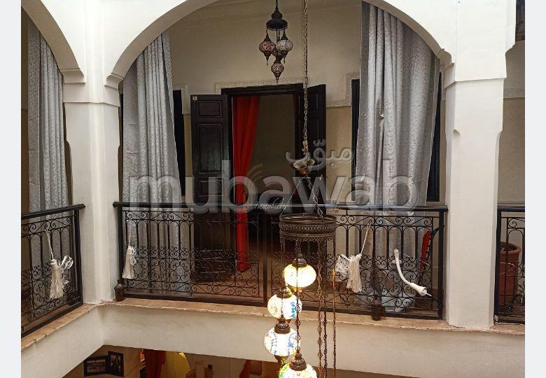 Vente maison d'hôte titré de 231m² Hab à Bab Doukkala
