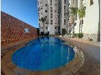 Louez cet appartement à Agadir. Surface de 130.0 m². Bien meublé