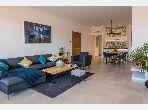 Un appartement moderne à louer à Gueliz Marrakech