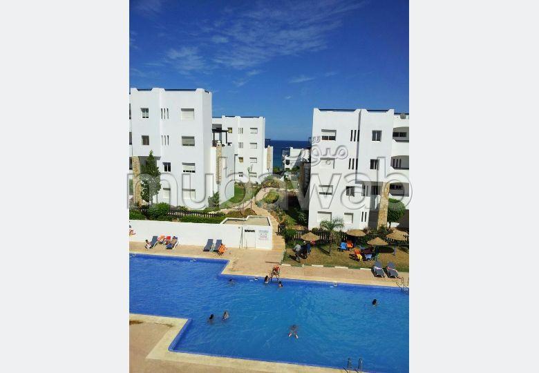 Appartement de charme en location tétouan fnideq