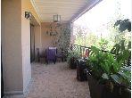 Victor Hugo Très bel appartement à louer meublé 1 Ch, Terrasse, Cuisine équipée, Piscine sur le toit, Service hôtelier, sans vis à vis
