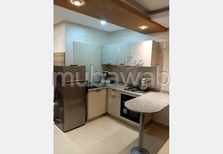 Bonito piso en alquiler. Gran superficie 46 m². Bien decorado.
