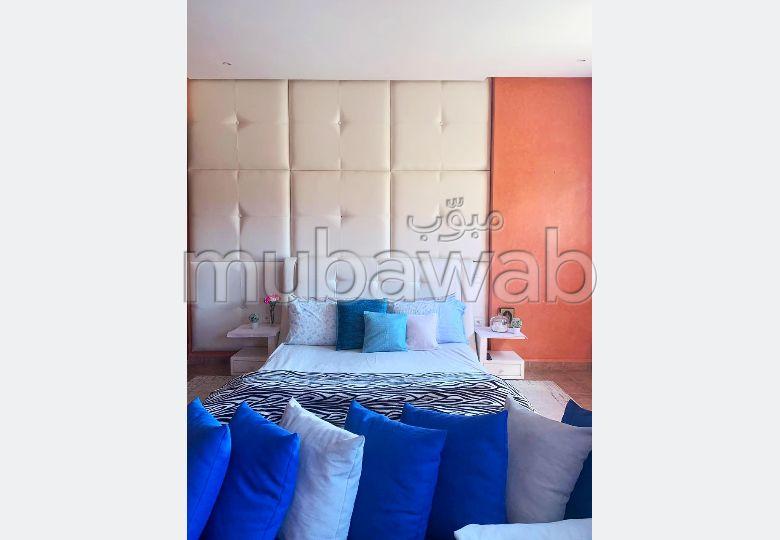 Villa moderne, 4 chambres, jardin vendre Marrakech