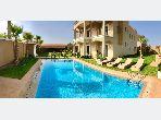 Villa neuf meublée a vendre