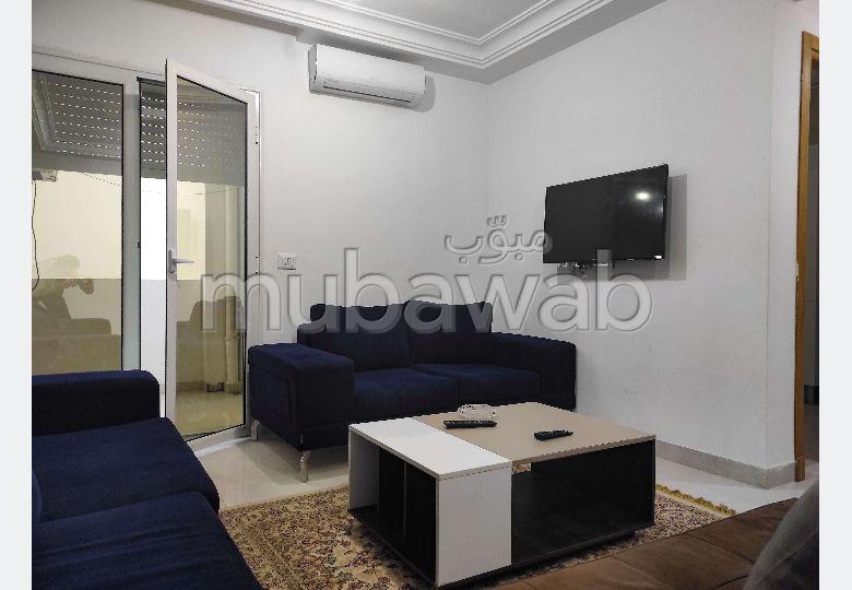 Appartement à louer S+2 Meublé