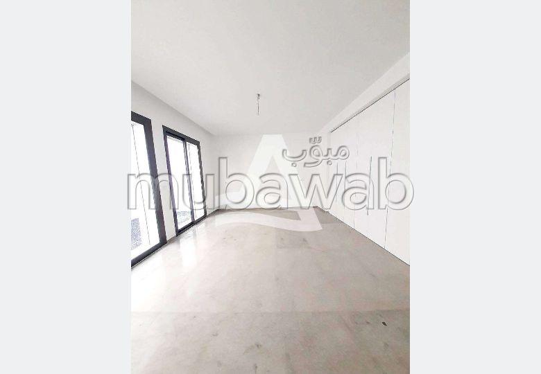 Location d'un appartement à Gammarth