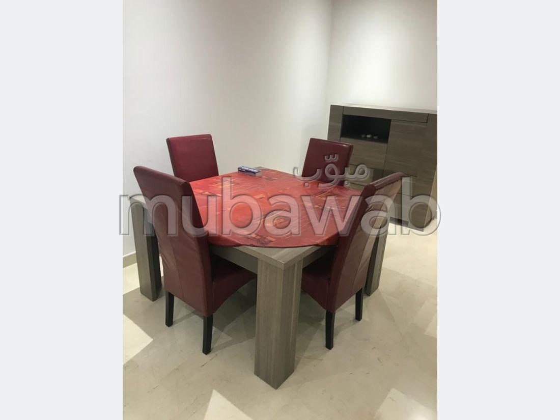 Très bel appartement meublé à Prestigia Hay Riad