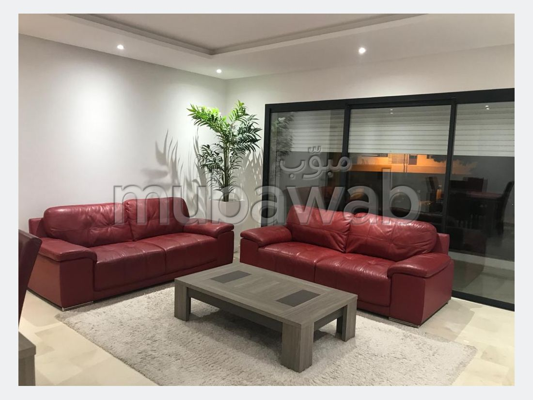 Very nice apartment for rent. 2 Room. Fully furnished.