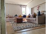 شقة للشراء ببوسكورة. المساحة 250.0 م². صالون مغربي تقليدي ، إقامة آمنة.