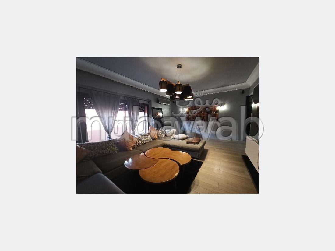 Appt top moderne, 3 chambres, terrasse victor Hugo