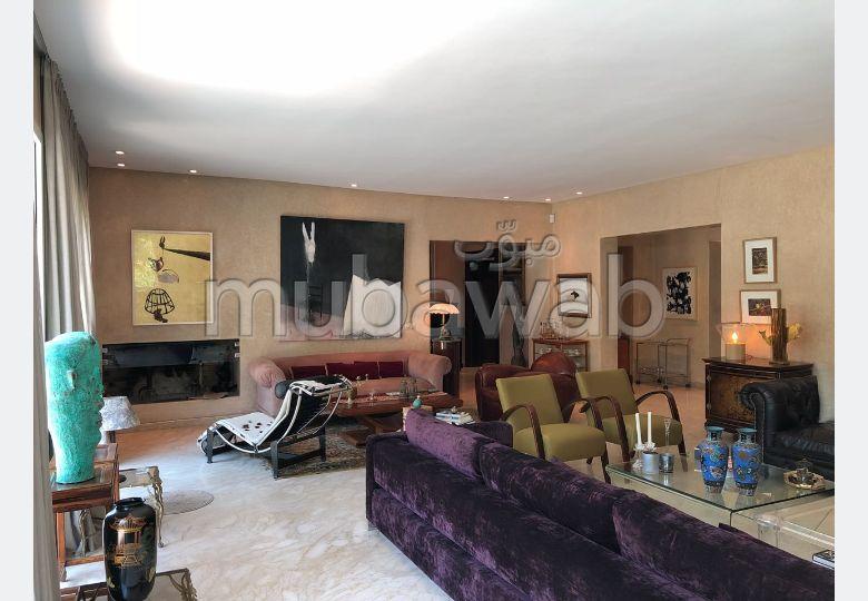 Villa de MAITRE à vendre sur Polo, terrain 854 m2