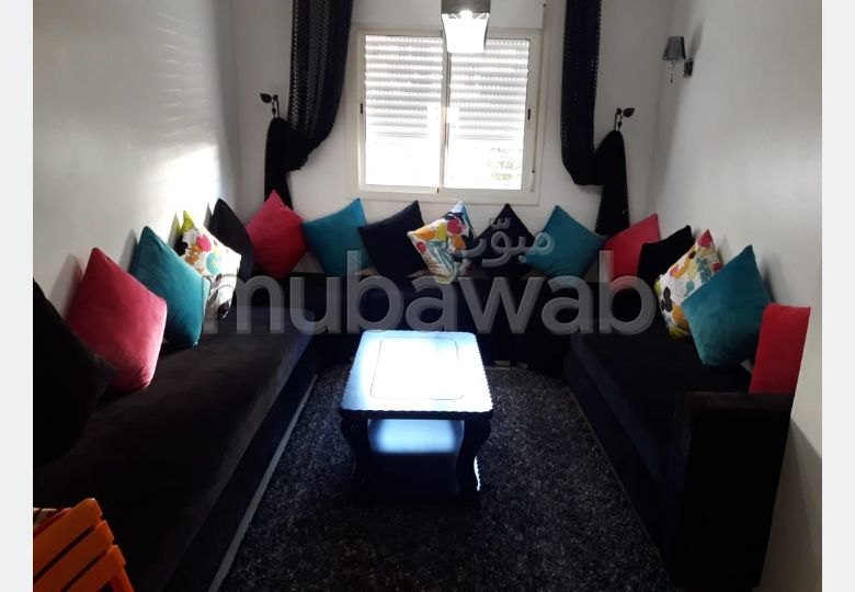 Appartement meublé en location à sable d'or tanger