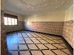استئجار شقة بمراكش. المساحة الإجمالية 110.0 م².