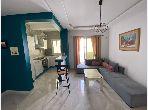 Un appartement meublé à ain zaghouan