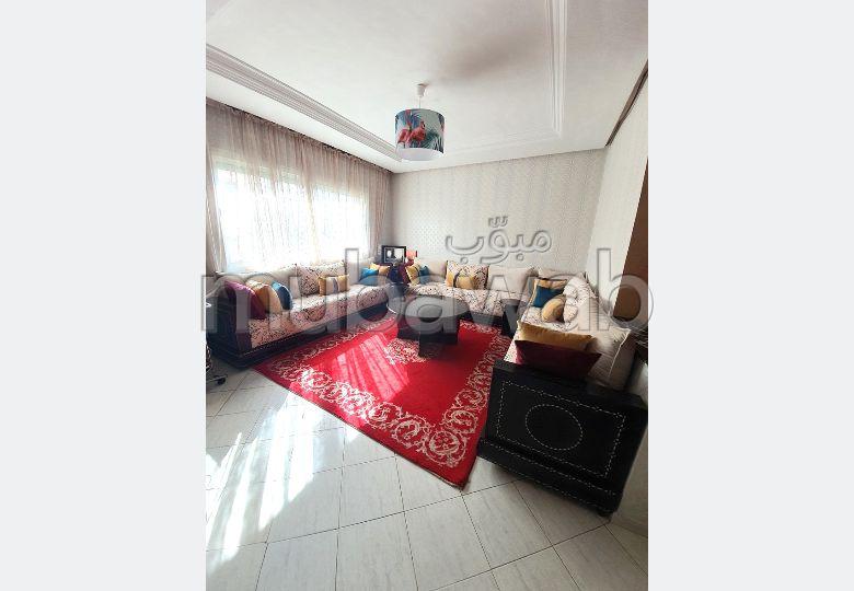 Joli appart 100 m², très bien situé à 7 min de Hay Riad