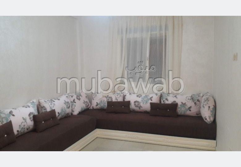 Appartement à louer à Marrakech. Surface de 55.0 m². Meublé