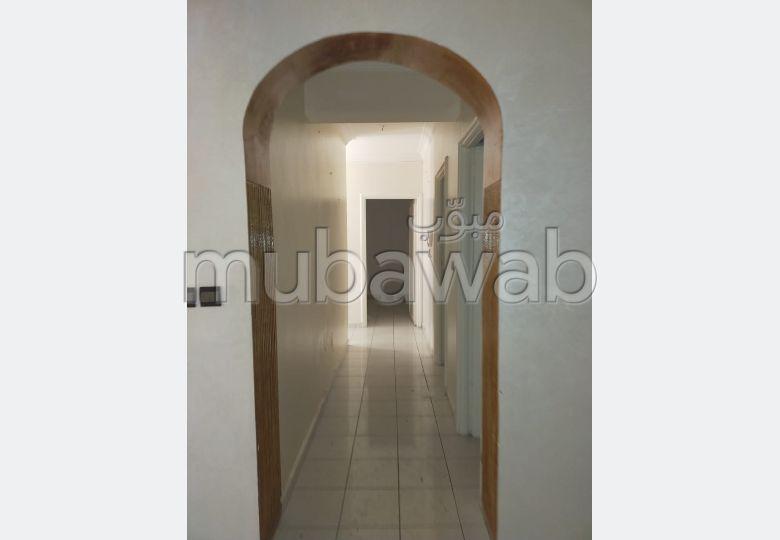 Appartement à louer usage bureau/habitation 4000dh