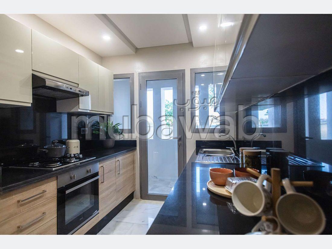 شقة للبيع بالدارالبيضاء. المساحة الكلية 73 م².