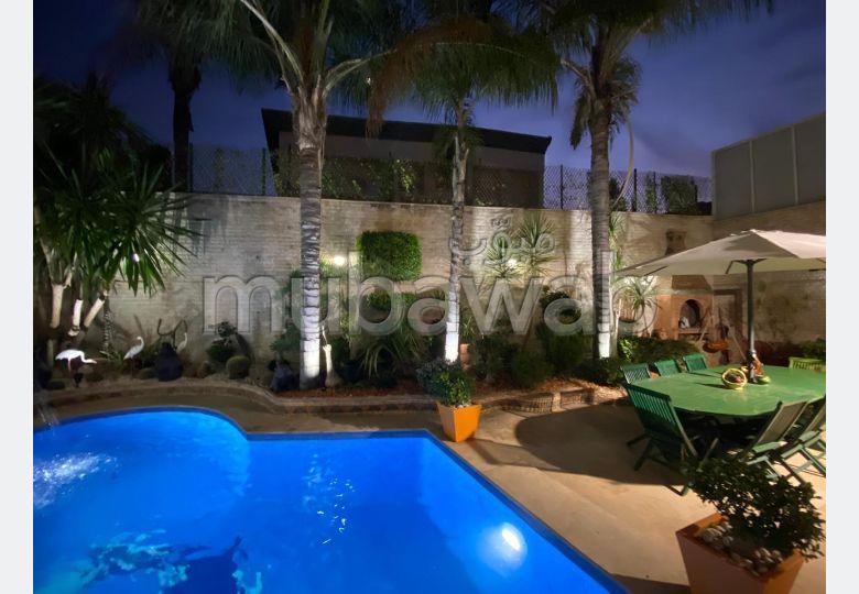 Villa à vendre à sidi Maarouf