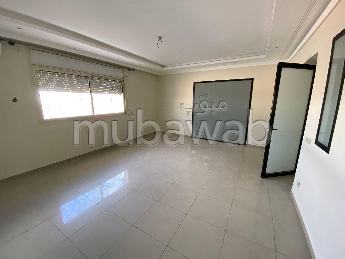 Appartement 120m2 3 ch au jardin souss